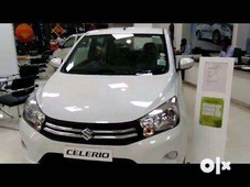 new celerio vxi cng this is not used car