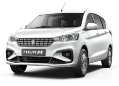 new ertiga m tour available this is not used car