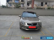 used honda accord 24 ivtec at for sale in gurgaon id 21240