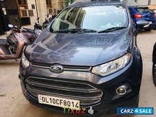 used ford ecosport 15 diesel titanium mt for sale in new delhi id 20590