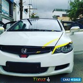 used honda civic 18s mt for sale in bangalore id 21495