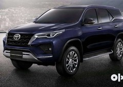 new fortuner 2021