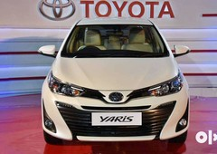 new toyota yaris 2021 not used car