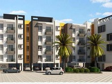 1 bhk residential apartment for sale 5 mins from medavakkam