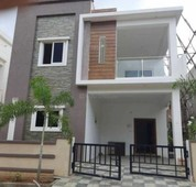2100 sq ft 3 bhk 3t east facing villa for sale at rs 1.55 crore in tripura landmark iii in bachupally, hyderabad