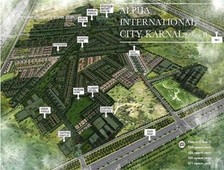 plot of land karnal