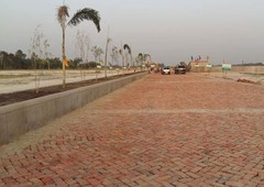 plot of land lucknow