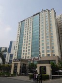 220 sq ft 1 bhk 1t north facing apartment for sale at rs 9.00 lacs in central park the room 2th floor in sector 48, gurgaon