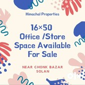 prime location store office space available for sale in solan