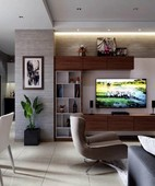 727 sq ft 1 bhk 1t west facing apartment for sale at rs 49.24 lacs in sobha dream gardens in thanisandra, bangalore