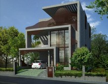 3 bhk builtup area 2200 sq.ft & plot area 5 cents for 1.32 cr house villa in kakkanad, ernakulam facing east posted by propfinder india pvt ltd - ip6663986 - sku 1