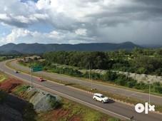 national highway touch commercial land between kumta to karwar area
